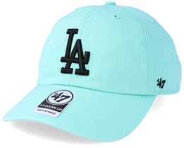 Los Angeles Dodgers Clean Up Tiffany Blue Adjustable - 47 Brand