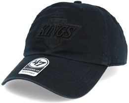 Los Angeles Kings Vintage Clean Up Black Adjustable - 47 Brand