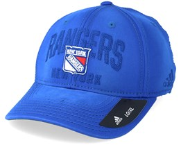 New York Rangers Heavy Washed Cotton Blue Flexfit - Adidas