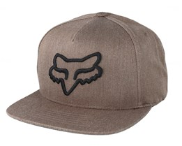 Instill Brown Snapback - Fox