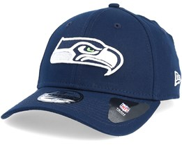Seattle Seahawks Team Essential 39Thirty Navy Flexfit - New Era