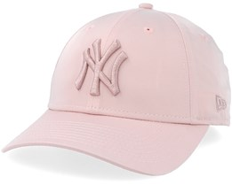 New York Yankees Satin 9Forty Pink Adjustable - New Era