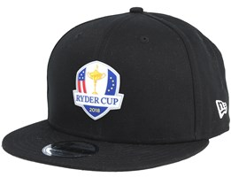 Ryder Cup 9Fifty Essential Ryde Black Snapback - New Era