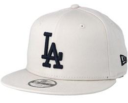 Kids Los Angeles Dodgers League Essential 9Fifty Stone/Black Snapback - New Era