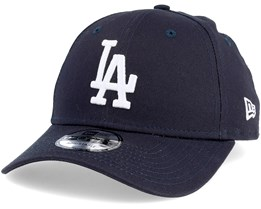 Los Angeles Dodgers League Essential 9Forty Navy/White Adjustable - New Era