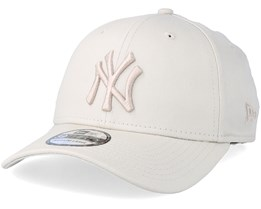New York Yankees League Essential 39Thirty Stone/White Flexfit - New Era