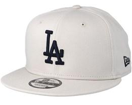 Los Angeles Dodgers League Essential  9Fifty Stone/Black Snapback - New Era