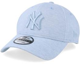 New York Yankees Jersey Bright 9Forty Sky/Sky Adjustable - New Era