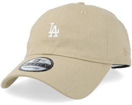 Los Angeles Dodgers Canvas 9Forty Stone Adjustable - New Era