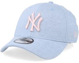 New York Yankees Jersey Brights 39Thirty Sky/Pink Flexfit - New Era