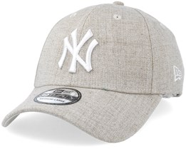 New York Yankees 39Thirty Heather Stone Flexfit - New Era