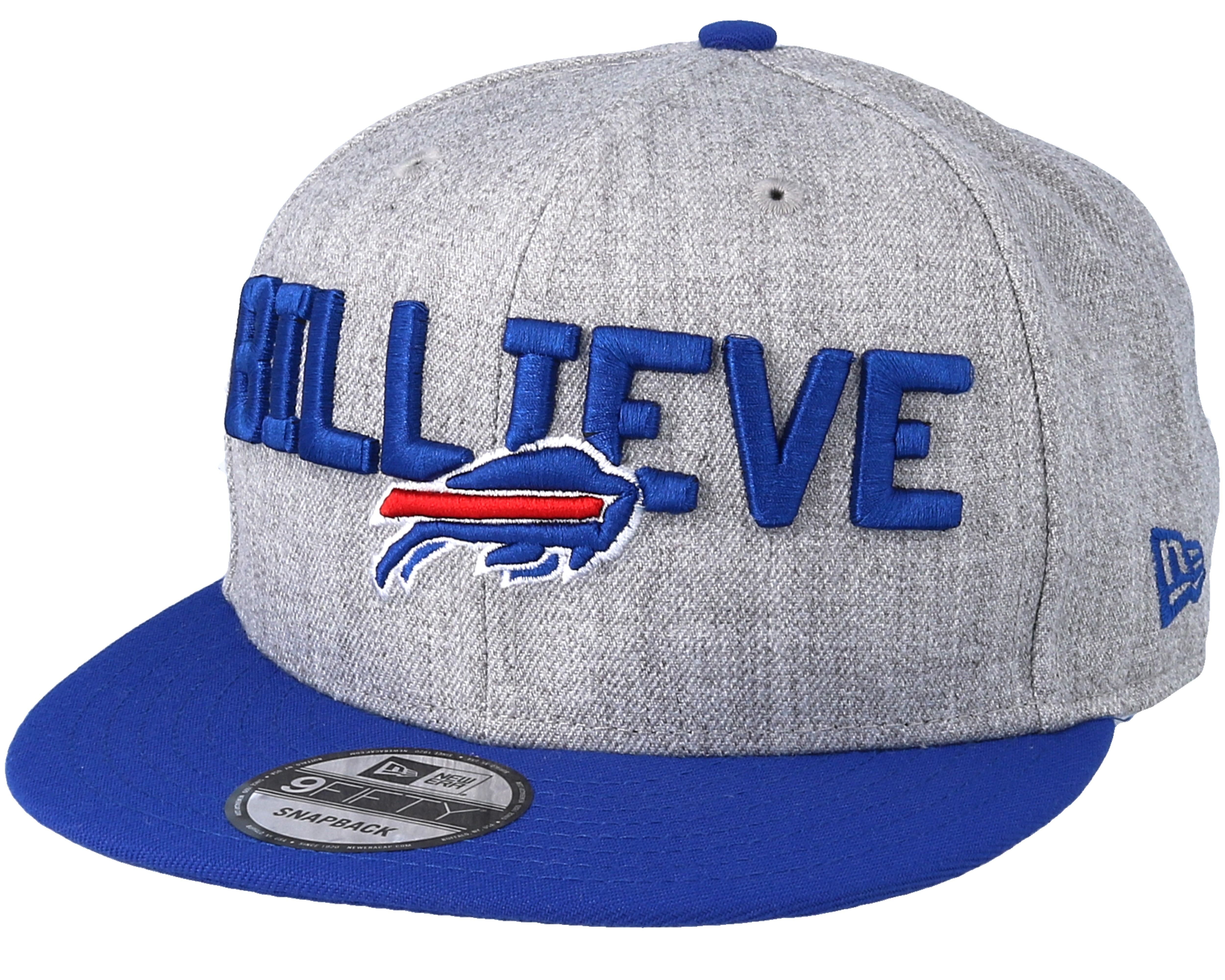 Product information Buffalo Bills 2018 NFL Draft On-Stage Grey Blue Snapback  - New Era 56600701f