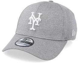 New York Mets 39Thirty Shadow Tech Gray/White Flexfit - New Era