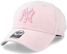New York Yankees Ultrabasic Clean Up Rose Adjustable - 47 Brand