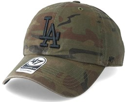 Los Angeles Dodgers Regiment Camo Adjustable - 47 Brand
