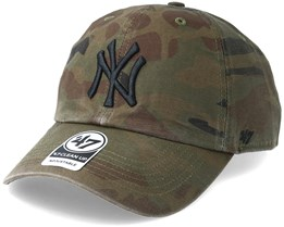 New York Yankees Regiment Camo Adjustable - 47 Brand