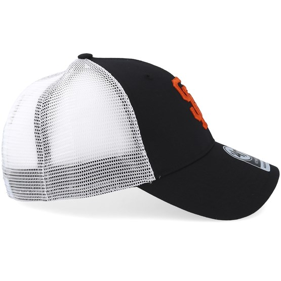 San Francisco Giants Branson Mesh Black Trucker - 47 Brand caps ... 18929efd9c74