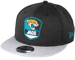 Jacksonville Jaguars 9Fifty On Field Black Snapback - New Era