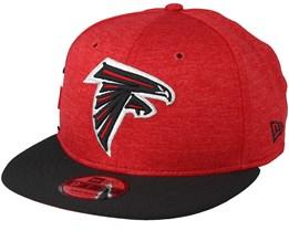 Atlanta Hawks 9Fifty On Field Red/Black Snapback - New Era