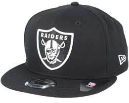 Oakland Raiders Team Classic 9Fifty Black Snapback - New Era