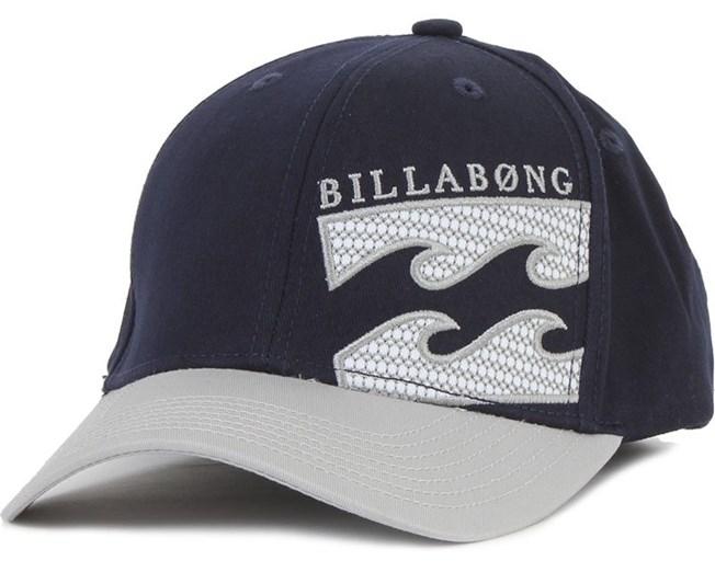 Budy Cap New Navy Flexfit - Billabong