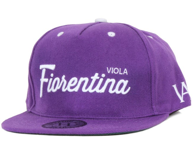 Fiorentina Snapback - Vincentius Apparel