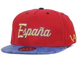 Espana Strapback - Vincentius Apparel