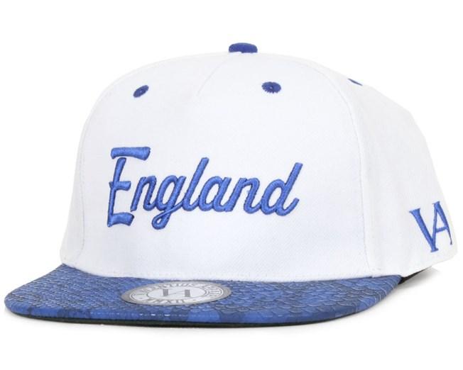 England Strapback - Vincentius Apparel