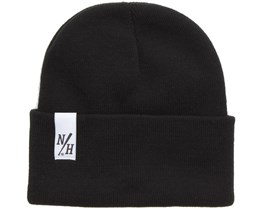 Batts Beanie Black - Northern Hooligans