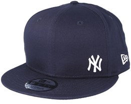 NY Yankees MLB Flawless Navy 9Fifty Snapback - New Era