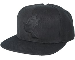 Save Us Black/Black Snapback -Galagowear