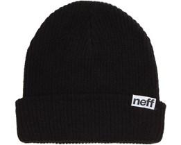 Fold Beanie Black - Neff