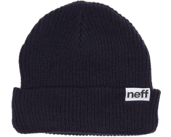 Fold Beanie Navy - Neff