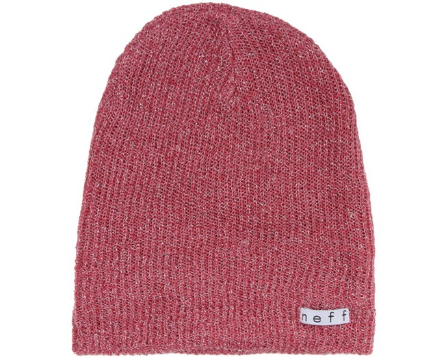 Daily Sparkle Dusty Rose Beanie - Neff