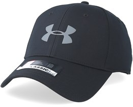 Storm Headline Black Flexfit - Under Armor