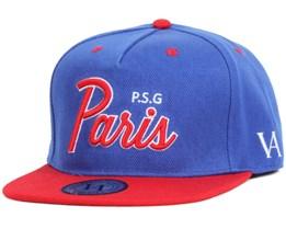 Paris PSG Snapback - Vincentius Apparel