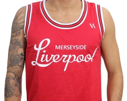 Liverpool 2-in-1 Reversible Jersey Vest - Vincentius Apperal