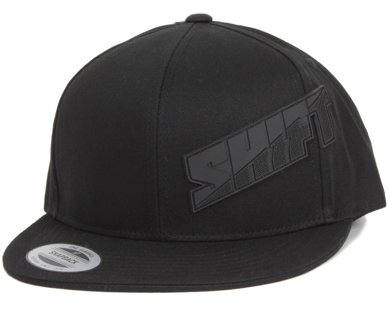 all pro strike black snapback shift casquette. Black Bedroom Furniture Sets. Home Design Ideas