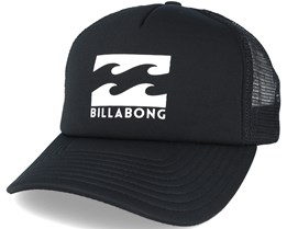 Podium Trucker Black Adjustable - Billabong