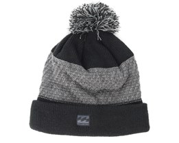 Linus Black Beanie - Billabong