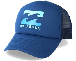 Kids Podium Boy Marine Trucker - Billabong