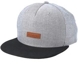 Oxford Grey Snapback - Billabong