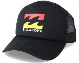 Podium Black Multi Trucker - Billabong