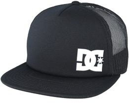 Kids Madglads Boy Black Trucker - DC