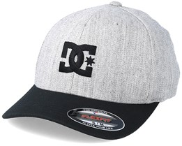 Cap Star 2 Grey/Black Flexfit - DC