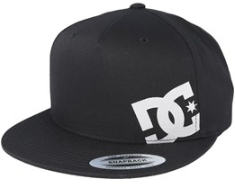 Heard Black Snapback - DC