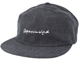 Pinches Grey Snapback - Quiksilver