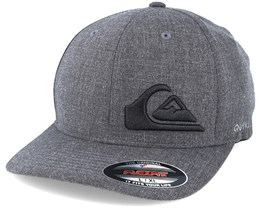 Final Dark Grey Flexfit - Quiksilver