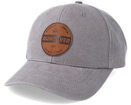 Blues Buster Grey Adjustable - Quiksilver