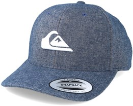 Decades Plus Blue Adjustable - Quiksilver